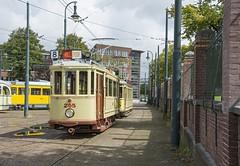 Den Haag HOVM tram 265-826 (Rob Dammers) Tags: htm museum den haag haags openbaar vervoer musem tram nl the hague