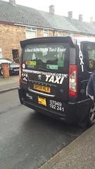 Liverpool trip (Elysia in Wonderland) Tags: hard days night taxi cab car tour beatles liverpool