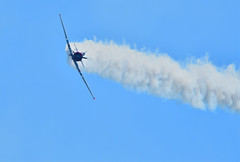 here i come (TEO DE THUONG) Tags: air airplane airshow cloud fly inflight smoke ngc twop soe artofimages simplysuperb nikon d500 tamron150600mm