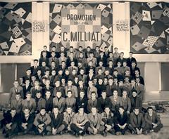 Promo 1954 à 1957