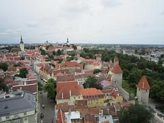 IMG_0083 (Sweet One) Tags: stolavs churchtower observationdeck view city skyline oldtown oleviste tallinn estonia