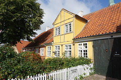 First City Hall, Gl Torv, Nysted, Denmark (Insights Unspoken) Tags: nysted halftimbered