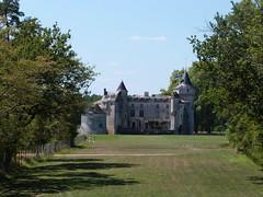 Promenade au château de La Brède, mercredi 10 août 2016. (Guillaume Cingal) Tags: labrède gironde montesquieu 1011août2016