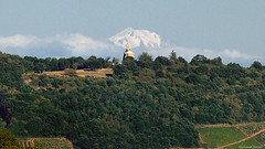 Mt-Brouilly et Mt-Blanc (fernand.serpol) Tags: brouilly beaujolais montblanc