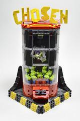 CHOSEN (Toy Story) (Klikstyle) Tags: lego disney minifigure vignette buzzlightyear aliens toystory