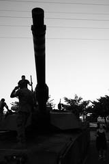 tank (Nashville Street Photography) Tags: bw bnw ricohgr ricohgrd tank silhouette downtownnashville
