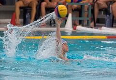 28190526 (roel.ubels) Tags: jong oranje nederland holland duitsland deutschland sport topsport waterpolo 2016 oefenwedstrijd alphen aan de rijn aquarijn