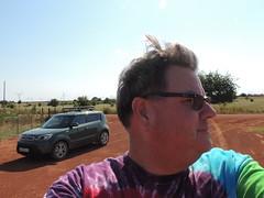 Me (ptcruiser4dogs) Tags: windfarm turbine windturbine energy farmcountry farmland oklahoma deercreek cashion country bfe dirtroads