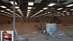 Store Interior, August 19th, 2016 (Retail Retell) Tags: tuesday morning store relocation southaven ms desoto county retail shops colonial square south lake centre