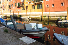 La nevera (J.vier) Tags: venecia venezia venice barco ship fridge nevera