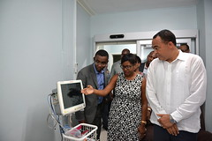 Isolation Room for Paediatric Cancer Patients Opens at UHWI
