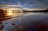 Ferry Hut (2 of 1) (andyyoung37) Tags: reflections runcorn runcornbridge uk cheshire rivermersey sunset