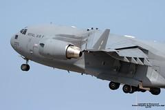 ZZ172 LMML 18-09-2016 (Burmarrad) Tags: airline united kingdom royal air force raf aircraft boeing c17a globemaster iii registration zz172 cn uk2 lmml 18092016