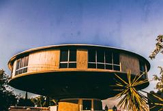 Nave espacial (SeorNT) Tags: fujifilm nikcollection architect rare house raro extraa
