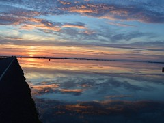 #Westkirby #sunset #reflections #stunning #summer #weather #wirral (Kirstyn Michelle) Tags: summer stunning reflections westkirby weather sunset wirral
