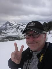 Hiking Self Peace (Bracus Triticum) Tags: hiking self peace people アルバータ州 alberta canada カナダ 6月 六月 水無月 rokugatsu minazuki monthofwater 2016 平成28年 summer june