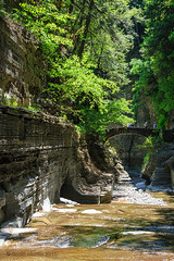 Water Falls - Treman_0057 (sugarzebra) Tags: treman roberthtreman statepark ny newyork ithaca waterfalls longexposure fingerlakes canon