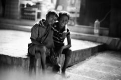 Life's Little Friendships (N A Y E E M) Tags: boys beggars rohingya refugee portrait latenight lastnight footpath pavement street friends navalavenue chittagong bangladesh carwindow