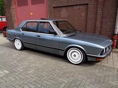BMW E28 (911gt2rs) Tags: treffen meeting show event tuning bimmer 5er 525i 535i 518i 520i m5 youngtimer