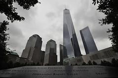 Ground Zero National Memorial (markusOulehla) Tags: streetimpressions groundzeronationalmemorial nyc newyorkcity markusoulehla nikond90 citytrip thebigapple usa manhattan