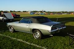 1969 Chevrolet Camaro RS Convertible (Crown Star Images) Tags: convertible droptop ragtop
