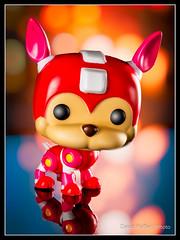 Rush (Puffer Photography) Tags: stilllife funko megaman actionfigures videogames toys capcom funkofantasy 2016 pop studio minifigs