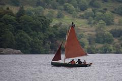 Pirates 2 (warth man) Tags: d750 nikon70300mmvr pirates glenriddingsailingcentre ullswater englishlakedistrict sailing fun boats traditionalboats