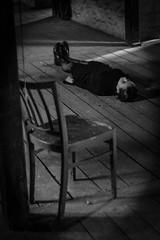 Timeless loosing (Adanethel) Tags: dark shadows girl self selfportrait bw blackandwhite portrait auto woman art black white