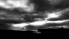 jour perant (Arnataal) Tags: bw nuage jour