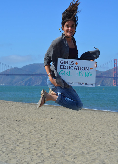 GIrls + Education = Girl Rising
