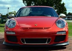 Porsche 911 GT3RS (scott597) Tags: church downs kentucky hill 911 porsche louisville concours 2012 997 gt3rs