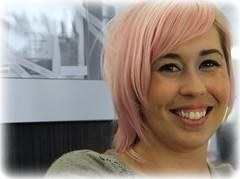 Check your bumps for lumps!! (xodeb) Tags: pink breastcancerawarenessmonth breastselfexam theateamrallyingforaurelia foraureliafranmissybethnitadebevasunnysuzie checkyourbumpsforlumps