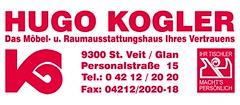 Möbelhaus Hugo Kogler