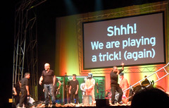 Trick (cathy.scola) Tags: trick mythbusters jamiehyneman adamsavage behindthemythstour msh1013 msh101314