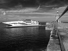 Condor Ferries catamaran (martthefridgeman) Tags: elementsorganizer