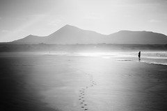 Wings for Marie (Alessio Albi) Tags: shadow beach emotion lanzarote canary sorrow