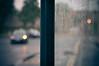 (MMortAH) Tags: road york autumn fall cars rain 50mm lights nikon bokeh 14 busstop explore nikkor afs d90