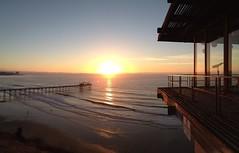 (Kerry Key) Tags: ocean california sunset sea sky beach water coast la pier marine lab san university surf waves pacific sandiego diego lajolla southern coastline jolla ucsd scripps institution oceanography sandiegocounty sio scrippsinstitutionofoceanography geophysics igpp instituteofgeophysicsandplanetaryphysics siopier