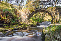 Bridge at Lumb Hole Falls  [Explored]...IMG_7017.jpg (Katybun of Beverley) Tags:
