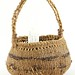 183. Antique Small Woven Basket