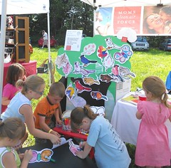 coloring for clean air Groveton, NH June 24, Taken by Y. Nanasi