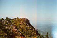 Grandfather Mountain (Joshua Weaver Photography) Tags: road trip mountain film nc asheville hiking north grandfather carolina boone
