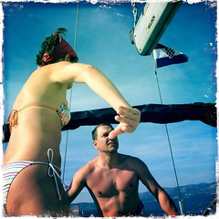 Croatia yachting, 2012 (LUKin ) Tags: friends croatia chorvatsko