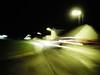 Light Trails (SubSeaSniper) Tags: longexposure blur car blurry lighttrails rough movinglights ricoh slur bleachbypass daidomoriyama dirtystyle bureboke ricohgrdiv roughslurblur