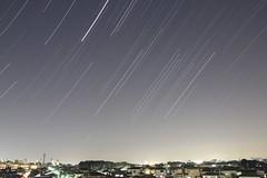Startrails (Matsudo, Chiba, Japan) (t-mizo) Tags: japan night canon sigma chiba   matsudo  startrail    digitalcompositing  sigma175028  sigma1750  sigma1750mm sigma1750f28 sigma1750mmf28 eos60d  compositedphoto sigma1750mmf28exdcoshsm sigma1750mmoshsm sigma1750mmf28exdcos sigma1750exdc