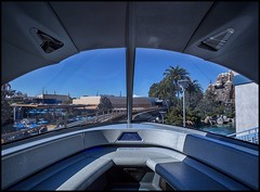 Monorail Monday - (Edition 53) (Coasterluver) Tags: station back disneyland disney monorail tomorrowland andrewkirby monorailmonday coasterluver