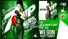 The DeeKompressors feat. Rae - We Gon' Party Tonight (7UP Commercial) (nGenius Media) Tags:
