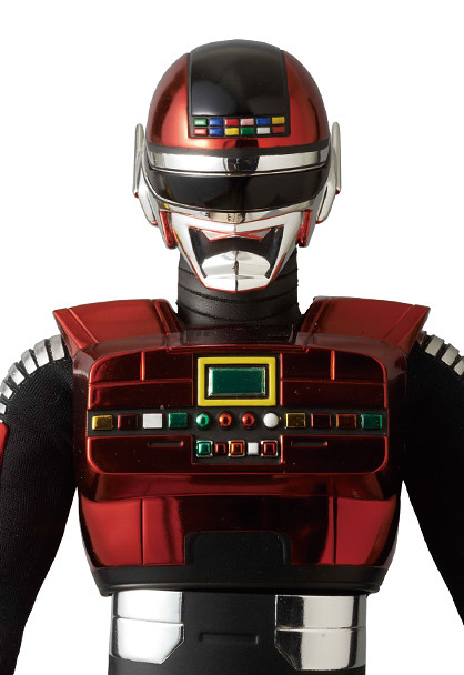 Medicom Toy - RAH DX 宇宙刑事シャリバン