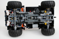 Mack Marble 5T Chassis (thirdwigg) Tags: lego offroad 4x4 i5 suspension m technic xl trial moc driveline legotechnic portalaxle powerfunctions trialtruck