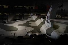 Duxford England - Imperial War Museum - RAF Avro Vulcan B2 XJ824. (edk7) Tags: uk england museum plane airplane war force aircraft aviation military air royal rollsroyce olympus duxford imperial b2 medium vulcan bomber cambridgeshire raf 2010 avro d300 iwm 698 4engine edk7